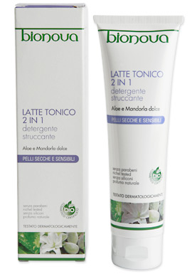 Latte tonico 2 in 1